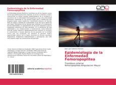 Capa do livro de Epidemiologia de la Enfermedad Femoropoplitea