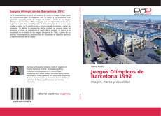 Portada del libro de Juegos Olímpicos de Barcelona 1992