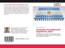 Portada del libro de Campaña Presidencial Argentina 2015