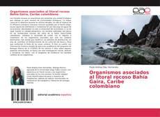 Capa do livro de Organismos asociados al litoral rocoso Bahía Gaira, Caribe colombiano