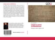 Bookcover of Lógica para ciudadanos