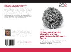 Bookcover of Literatura y artes visuales en los artefactos de Nicanor Parra