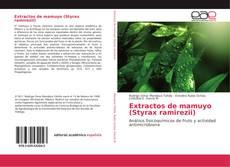 Copertina di Extractos de mamuyo (Styrax ramirezii)