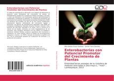 Bookcover of Enterobacterias con Potencial Promotor del Crecimiento de Plantas