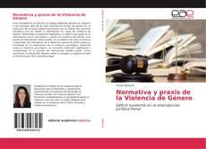 Capa do livro de Normativa y praxis de la Violencia de Género