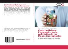 Capa do livro de Constructivismo Pedagógico en la Aplicación de los Mapas Conceptuales