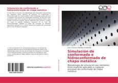 Portada del libro de Simulación de conformado e hidroconformado de chapa metálica