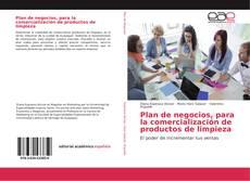 Portada del libro de Plan de negocios, para la comercialización de productos de limpieza