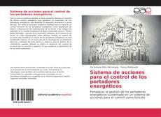 Portada del libro de Sistema de acciones para el control de los portadores energéticos