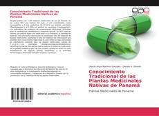 Capa do livro de Conocimiento Tradicional de las Plantas Medicinales Nativas de Panamá