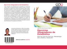 Обложка Ejercicios integradores de Estadística