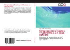 Bookcover of Streptococcus fecales y Coliformes, en agua potable