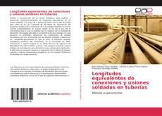 Buchcover von Longitudes equivalentes de conexiones y uniones soldadas en tuberías