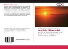 Couverture de Análisis Diferencial