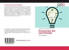 Evaluación del aprendizaje kitap kapağı