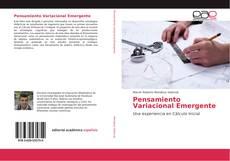 Copertina di Pensamiento Variacional Emergente