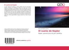 Portada del libro de El sueño de Kepler