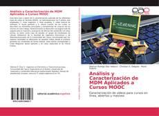 Análisis y Caracterización de MDM Aplicados a Cursos MOOC的封面