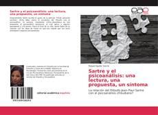 Borítókép a  Sartre y el psicoanálisis: una lectura, una propuesta, un síntoma - hoz