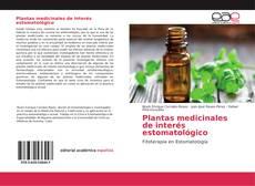 Copertina di Plantas medicinales de interés estomatológico