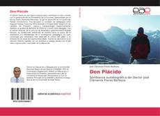 Copertina di Don Plácido