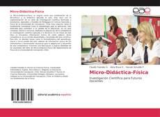 Portada del libro de Micro-Didáctica-Física