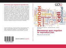 Capa do livro de Hormonas que regulan la reproducción