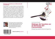 Обложка Diálogo de fuentes en el Derecho del Consumidor