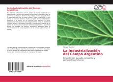 Portada del libro de La Industrialización del Campo Argentino
