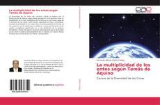 Capa do livro de La multiplicidad de los entes según Tomás de Aquino