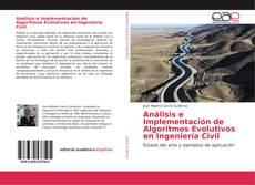 Обложка Análisis e Implementación de Algoritmos Evolutivos en Ingeniería Civil