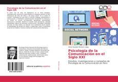 Portada del libro de Psicología de la Comunicación en el Siglo XXI