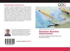 Bookcover of Reseñas Nuestra Americanas