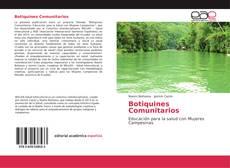Botiquines Comunitarios的封面