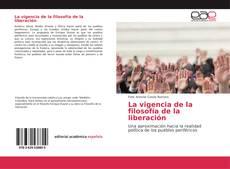 Capa do livro de La vigencia de la filosofía de la liberación