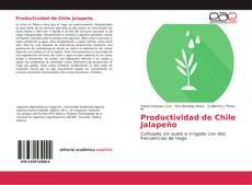 Bookcover of Productividad de Chile Jalapeño
