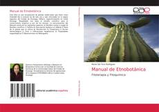 Обложка Manual de Etnobotánica