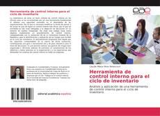 Bookcover of Herramienta de control interno para el ciclo de inventario