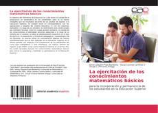 Capa do livro de La ejercitación de los conocimientos matemáticos básicos