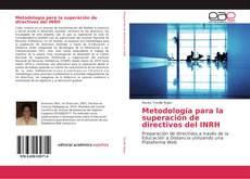 Portada del libro de Metodología para la superación de directivos del INRH