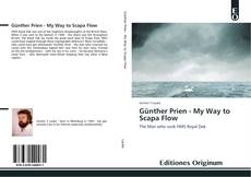 Обложка Günther Prien - My Way to Scapa Flow