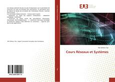 Capa do livro de Cours Réseaux et Systèmes