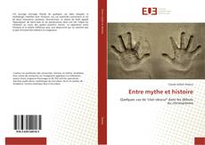 Portada del libro de Entre mythe et histoire
