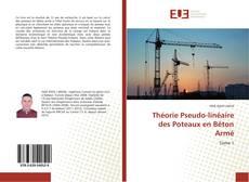 Bookcover of Théorie Pseudo-linéaire des Poteaux en Béton Armé
