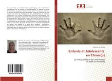 Couverture de Enfants et Adolescents en Chirurgie