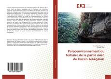 Capa do livro de Paleoenvironnement du Tertiaire de la partie nord du bassin sénégalais