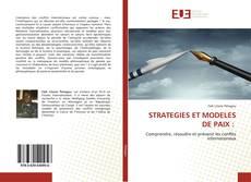 Borítókép a  STRATEGIES ET MODELES DE PAIX : - hoz