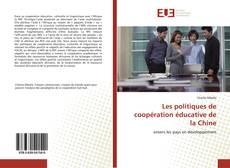 Buchcover von Les politiques de coopération éducative de la Chine