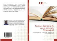 Capa do livro de Parcours légendaire du boxeur américain Mohamed Ali