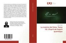 Portada del libro de La matrice de l'âme. Tome 18. L'Esprit de l'esprit quantique